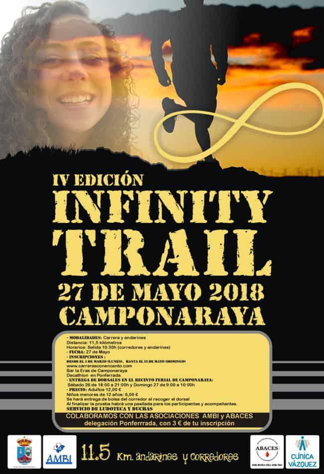 IV INFINITY TRAIL - Memorial Cristina Díaz