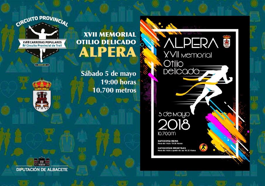 XVIII Memorial Otilio Delicado de Alpera