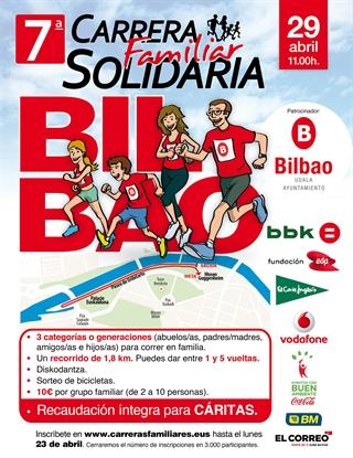 Carrera Familiar Solidaria de Bilbao 2018