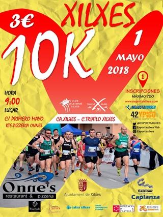 10K CIUDAD DE XILXES