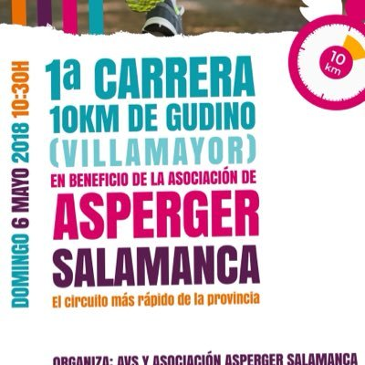 1ª CARRERA 10 KM DE GUDINO