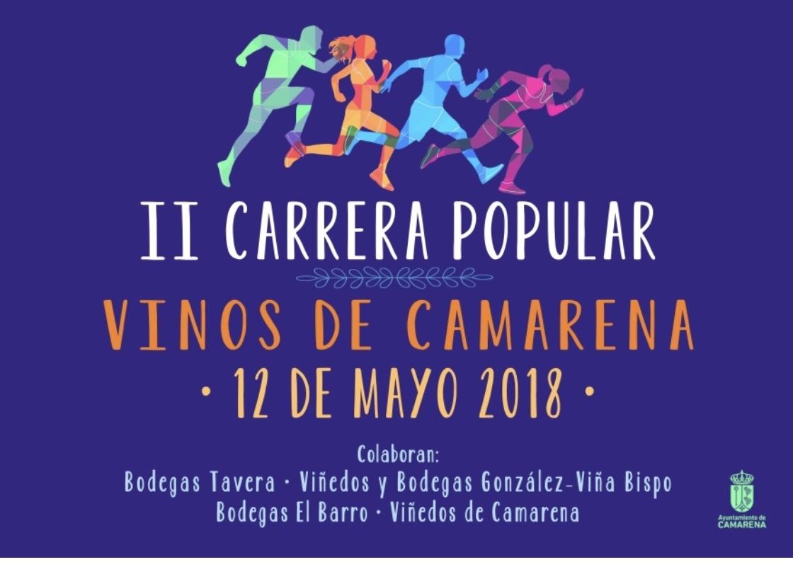 II CARRERA VINOS DE CAMARENA