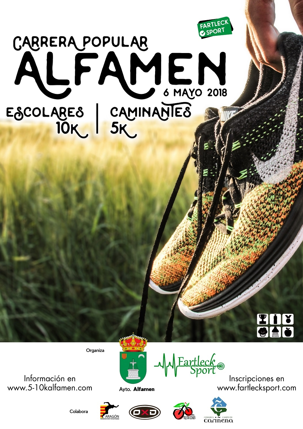 Carrera Popular Alfamén