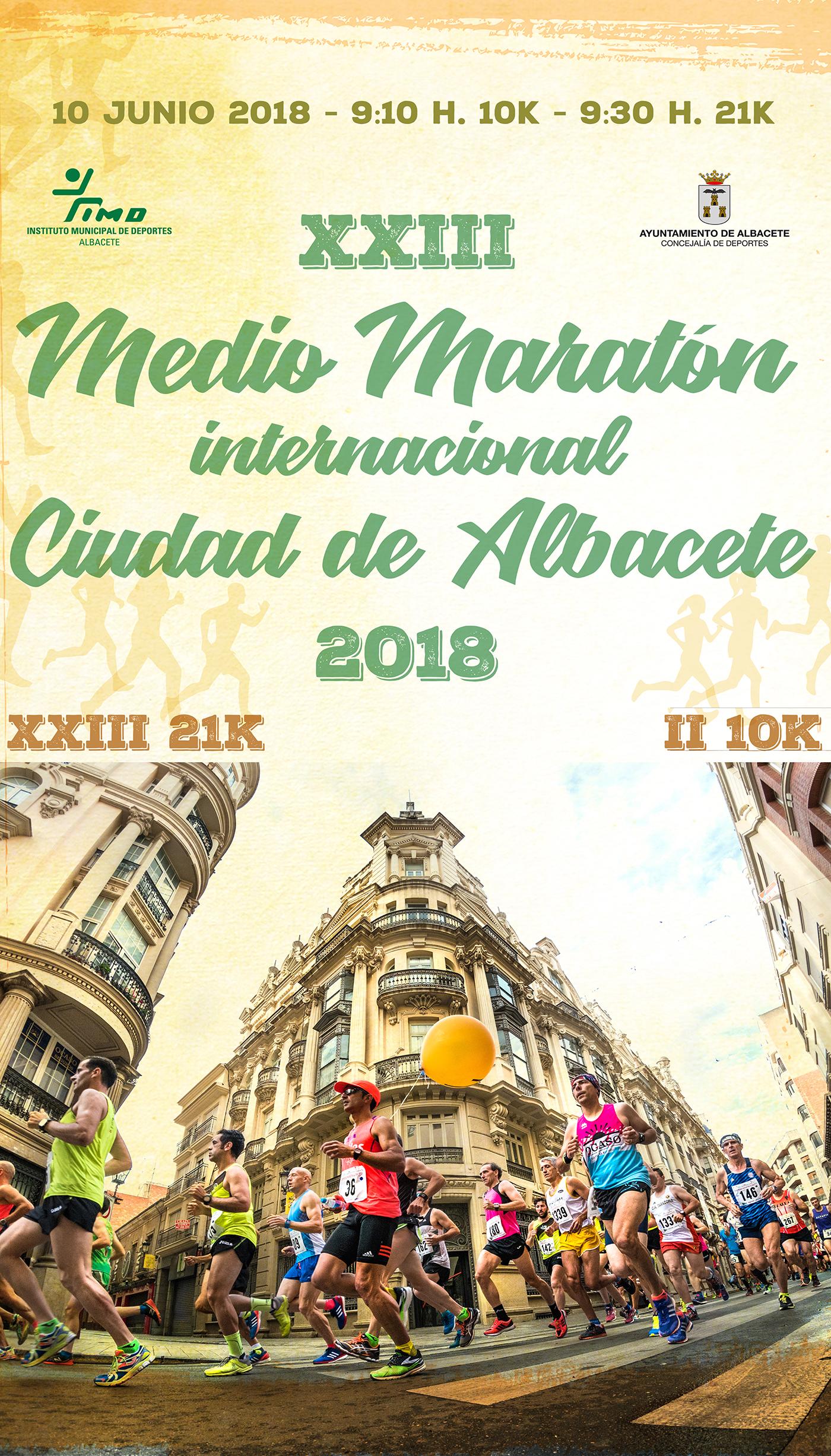 XXIII MEDIO MARATON INTERNACIONAL CIUDAD DE ALBACETE