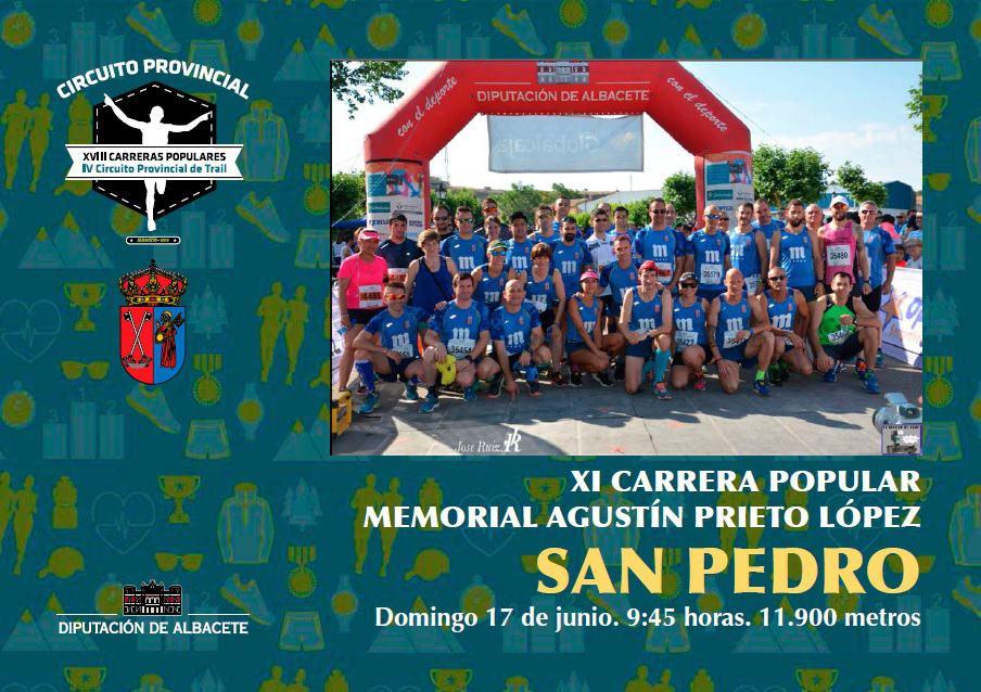 XI Carrera Popular Memorial Agustín Prieto López - San Pedro