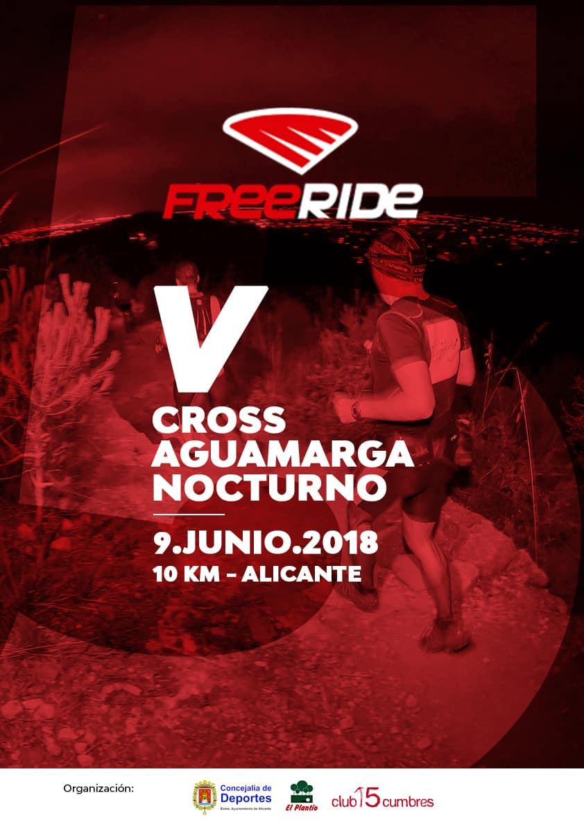 V Cross Aguamarga Nocturno