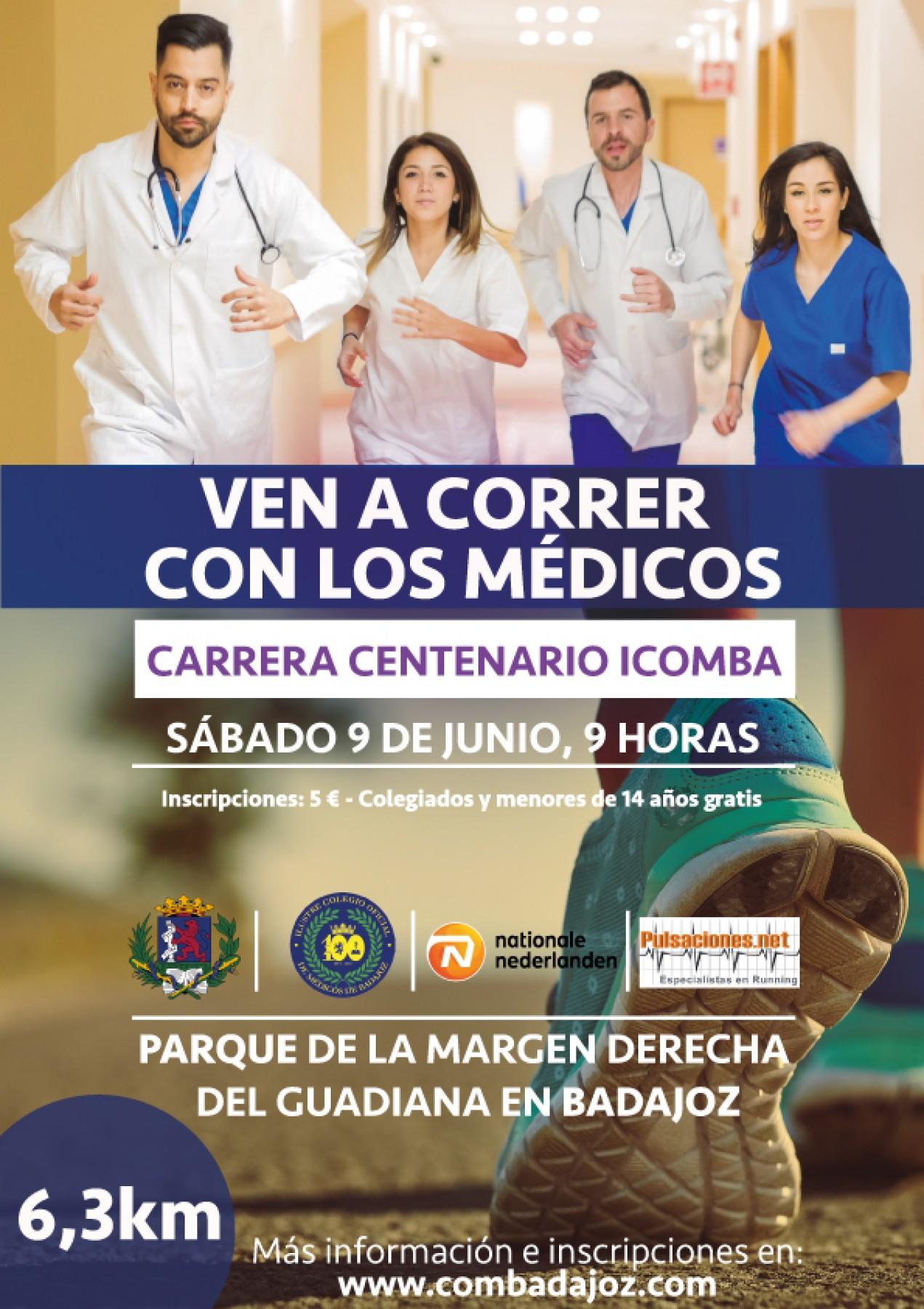 CARRERA CENTENARIO ICOMBA
