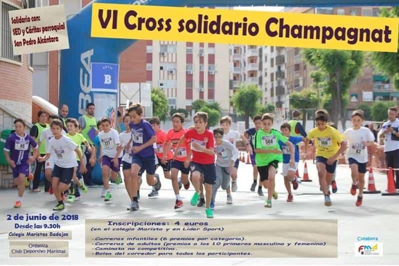 VI Cross Solidario Champagnat
