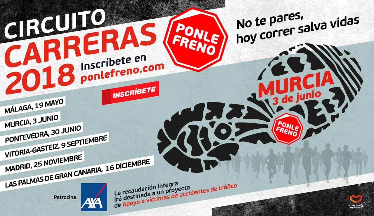 Carrera Ponle Freno Murcia 2018