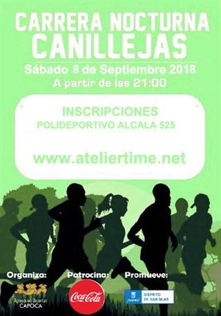 XXXVIII CARRERA NOCTURNA DE CANILLEJAS
