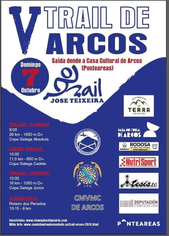V TRAIL DE ARCOS - JOSE TEIXEIRA