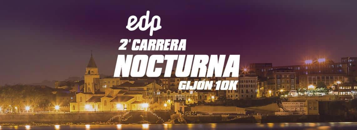 EDP 2ª CARRERA NOCTURNA 10K GIJON