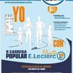 II CARRERA POPULAR E.LECLERC PINTO